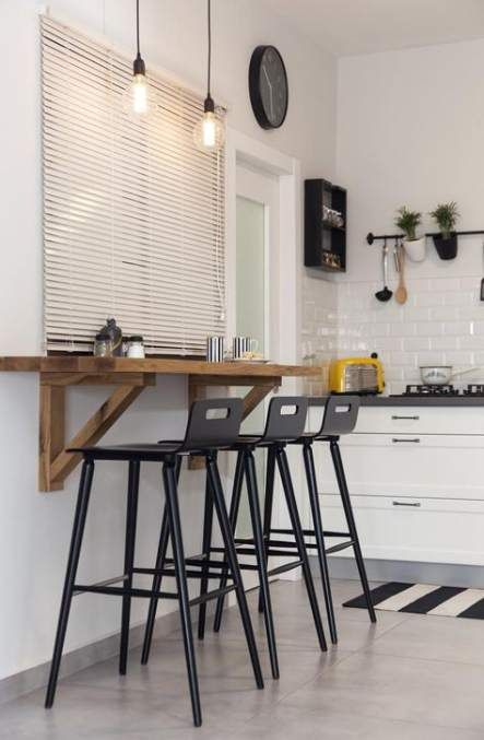 Best kitchen bar for small space.