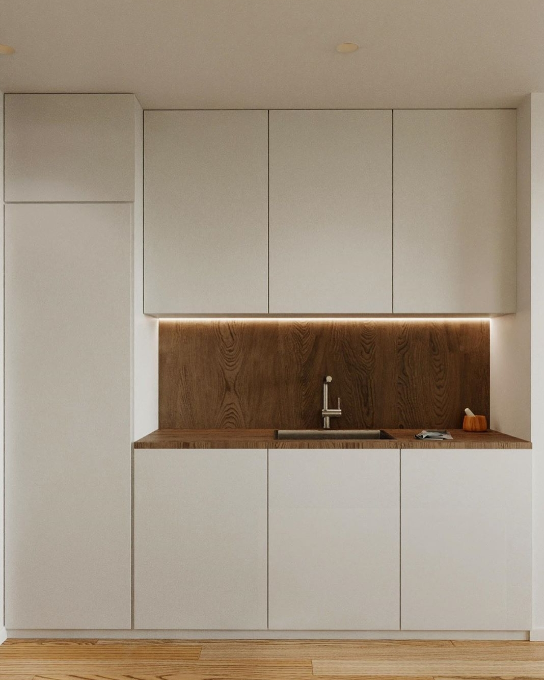 Ideas for kitchen in small space