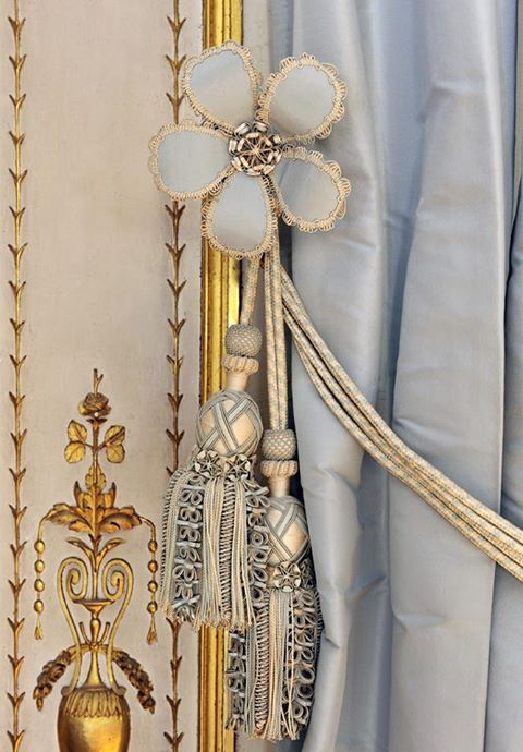 Things from  Marie-Antoinette. Beautiful idea for beautiful bedroom color schemes.