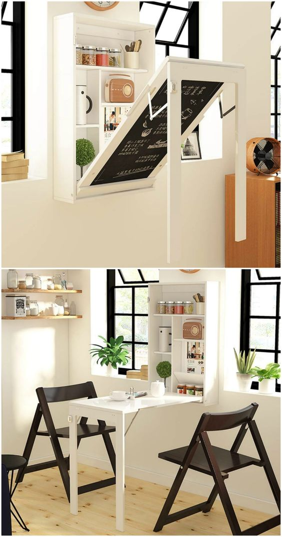 Best idea for small space.