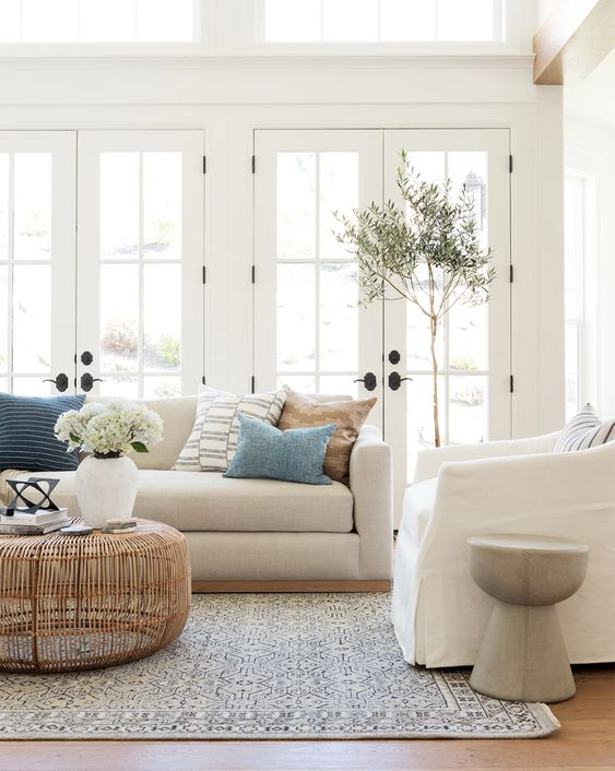 Tip 1: How To Design Rooms Without Windows just paint in white color or light color