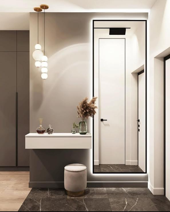 How to design a hallway & laundry room