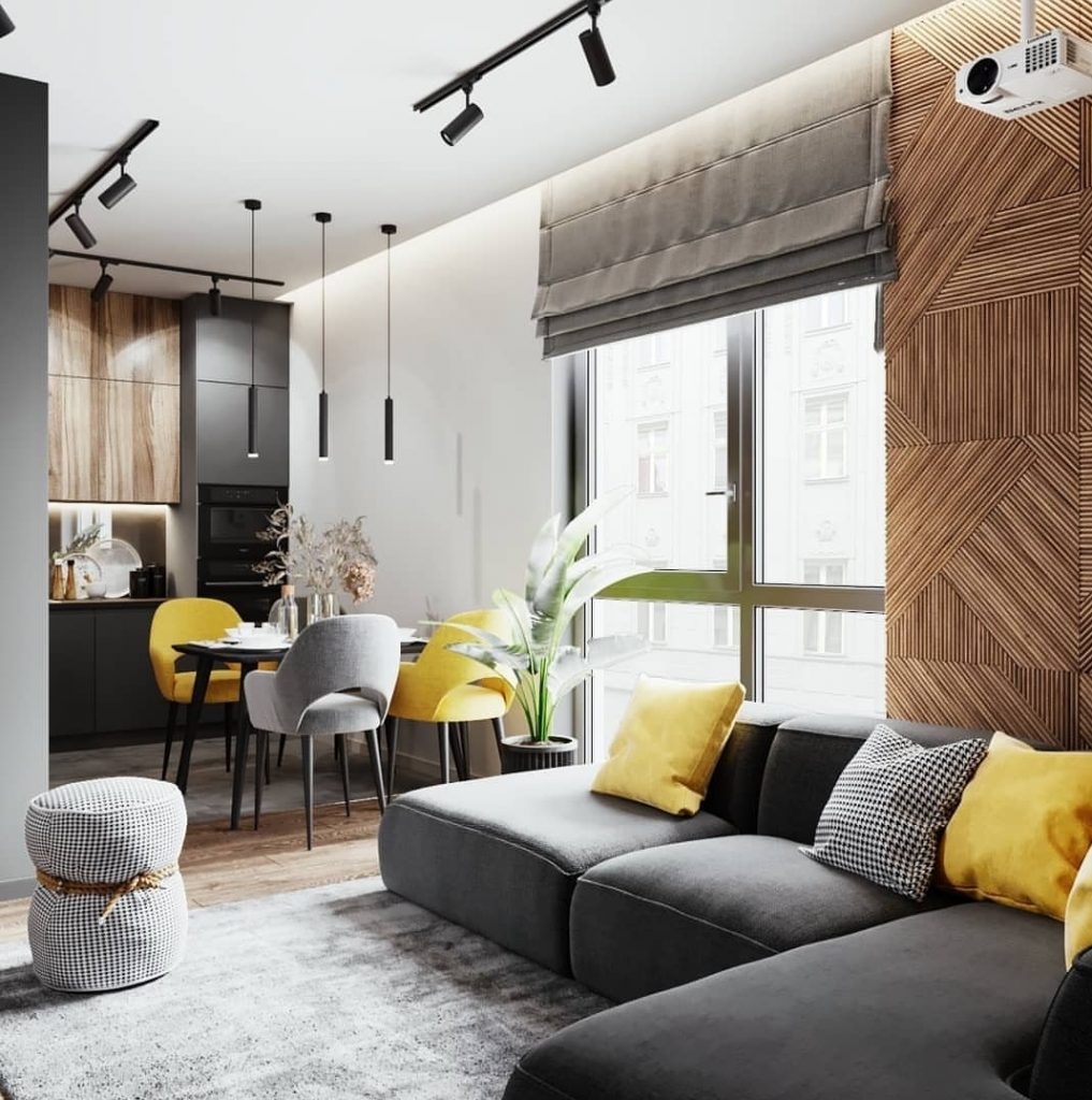 most beautiful apartment design