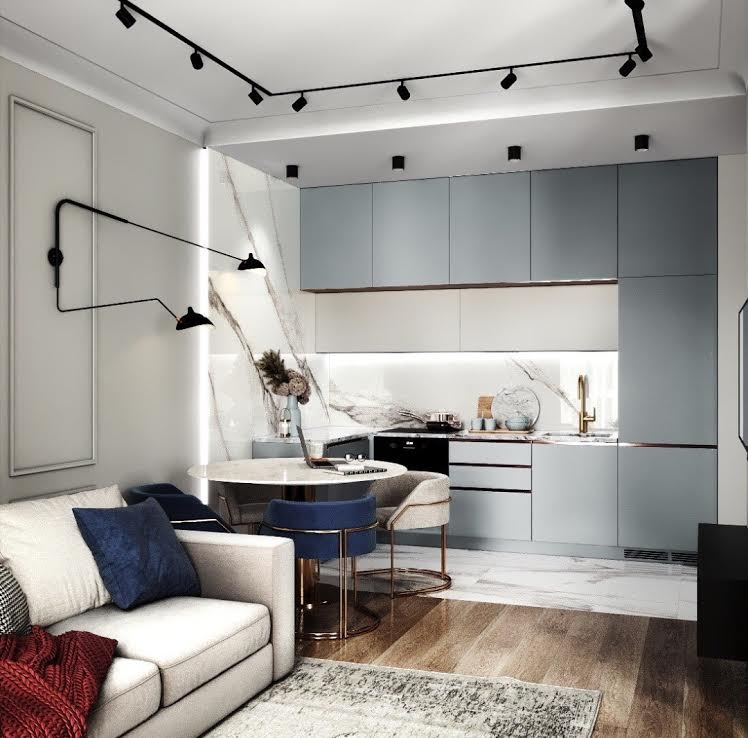 Design your small living room