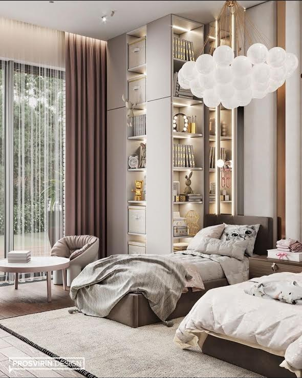The Bedroom Design For Girls In 2020 2021 In With Leo