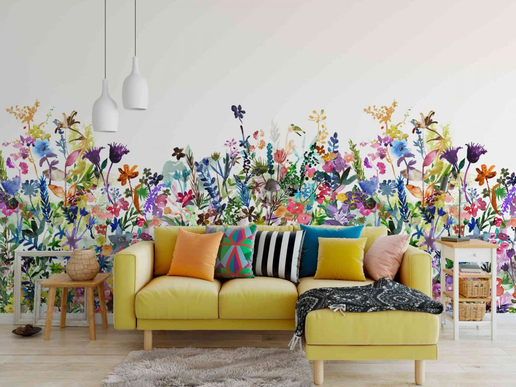Bright Wallpaper Ideas
