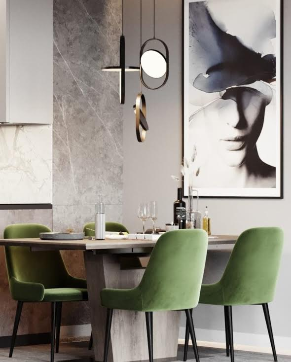 How to Re-novate dining room