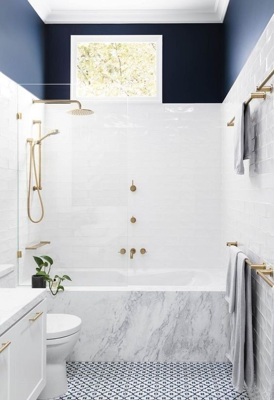 Design bathroom to look more expensive