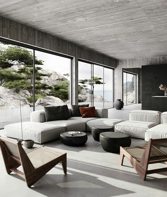 know about Contemporary style