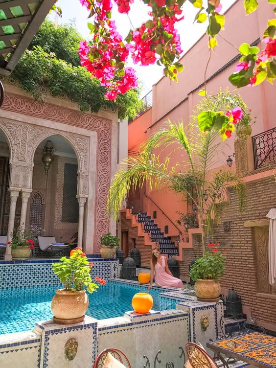 Moroccan style: The Best exotic