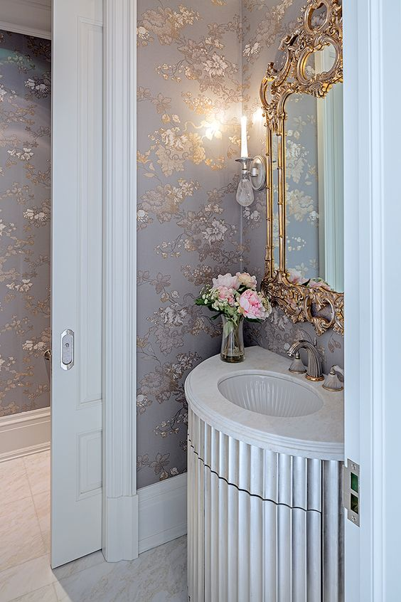 With neoclassical design