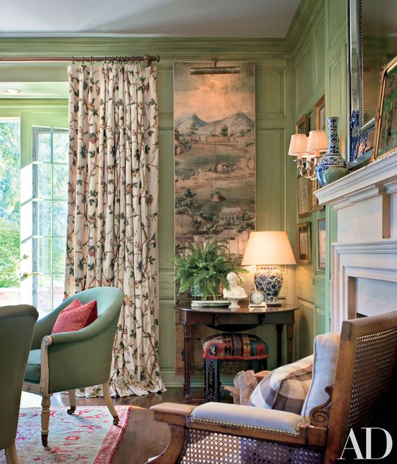 How to design your new living room