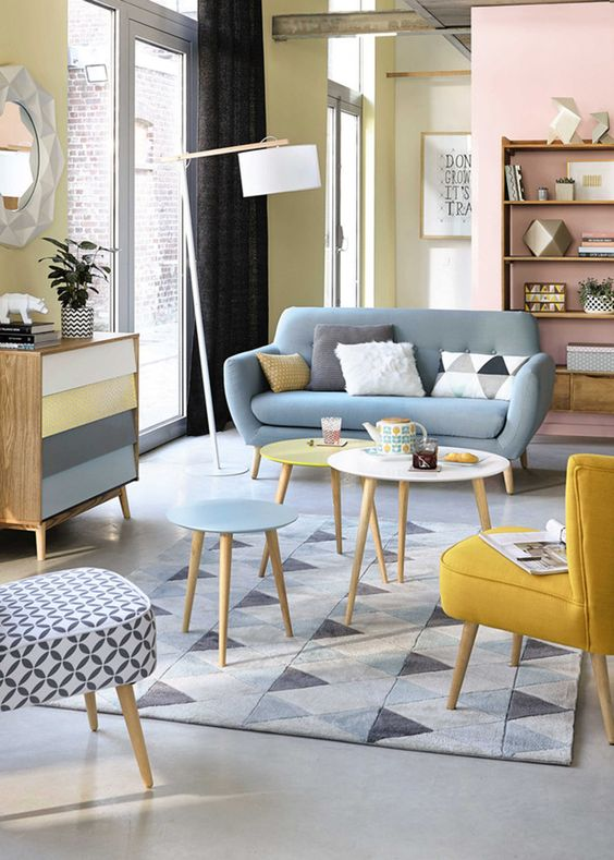 How to Mid-century can charm