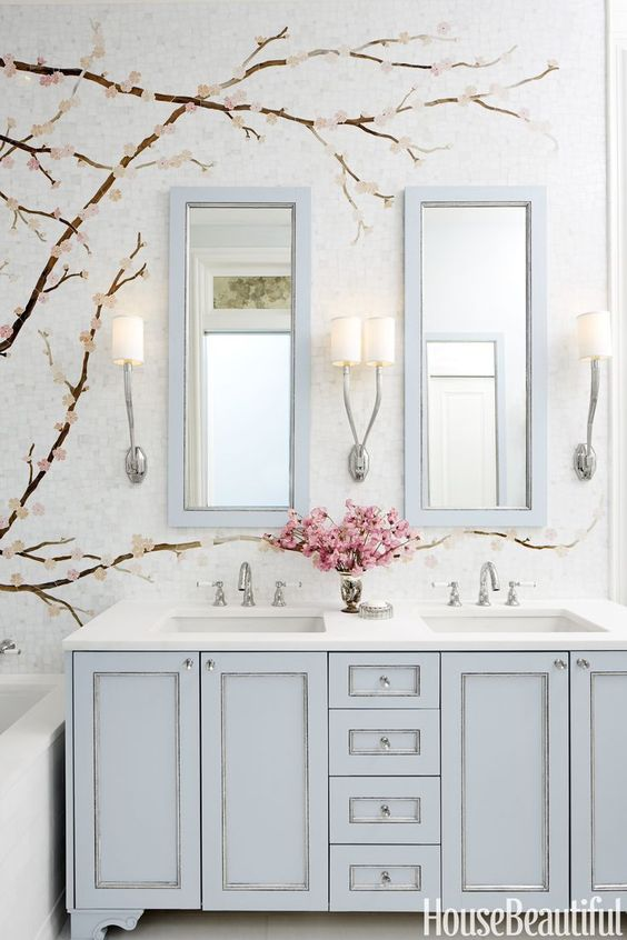 The best small bathroom