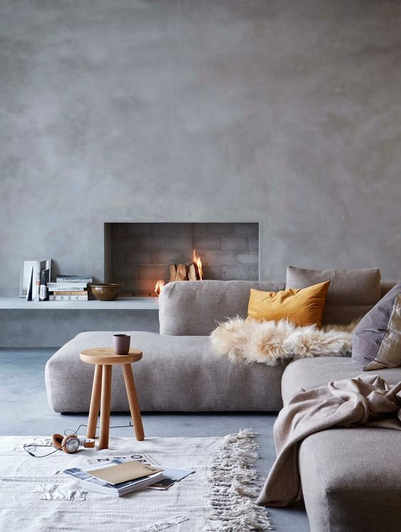 How to use grey color
