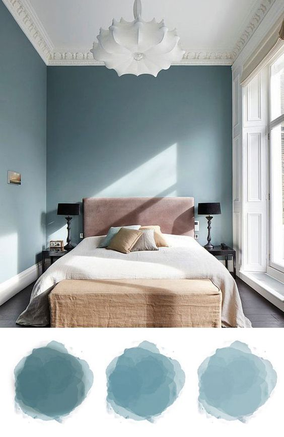 Use pastel colors inside