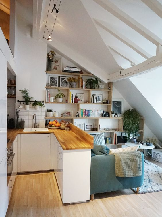 How to redesign your attic