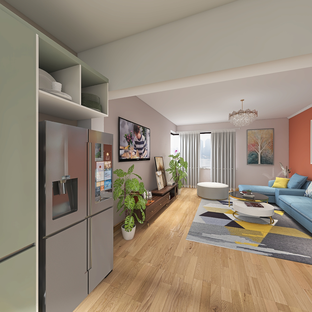 Make your kitchen space
