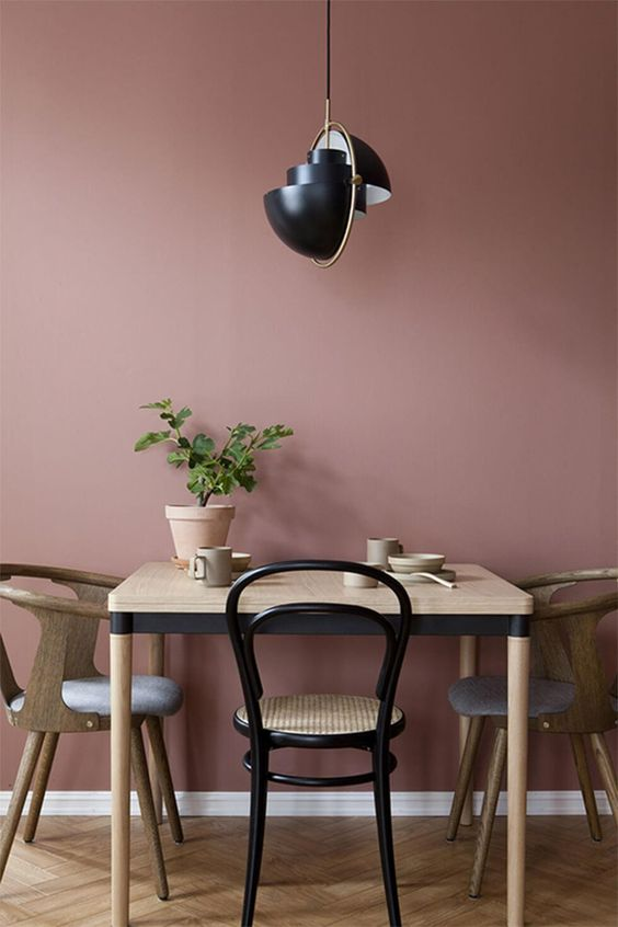 How to design a dining